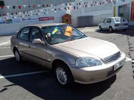 2000 Honda Ballade 160i Automatic in Immaculate condition