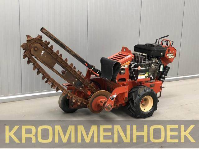 Ditch Witch Rt 16 - 2012