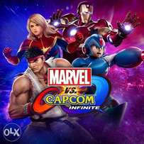Marvel vs. Capcom: Infinite PC Game