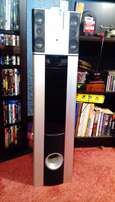 30Gb iPod and sound system carrier. **VERY NEAT SETUP**