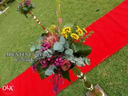 Function/ Wedding Decor and Catering Services