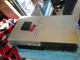 Ps2 game with controller pen drive and memory card