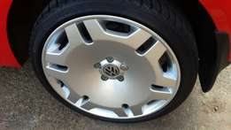 Swap for standard vivo wheels and small difference