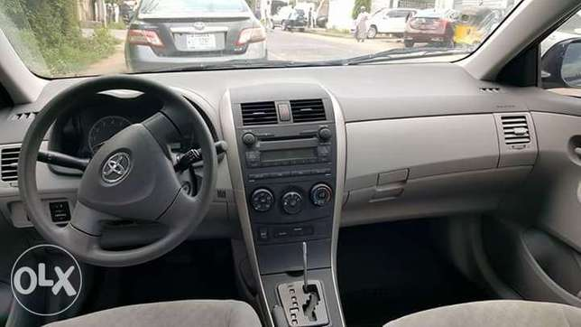Toyota Corolla 2009 Model Very Clean Perfectly Condition Lagos Clear Ikeja - image 5
