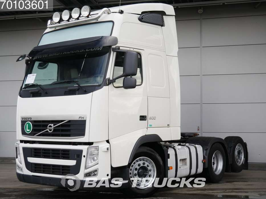Volvo FH 500 XL 6X2 VEB+ ADR Liftachse Euro 5 - 2012