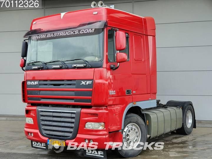 DAF XF105.410 4X2 Hydraulik Euro 5 - 2006