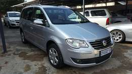Volkswagen Touran 2.0 TDi Highline for sale