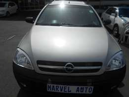 2007 Opel Corsa Utility 1.4 For R80000