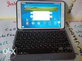 "Samsung Galaxy Tab4 16GB, WiF+4G (All Network) 8.0"" with keyboard"