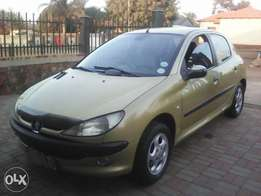 1.4 Peugeot 206 for sale in PTA North