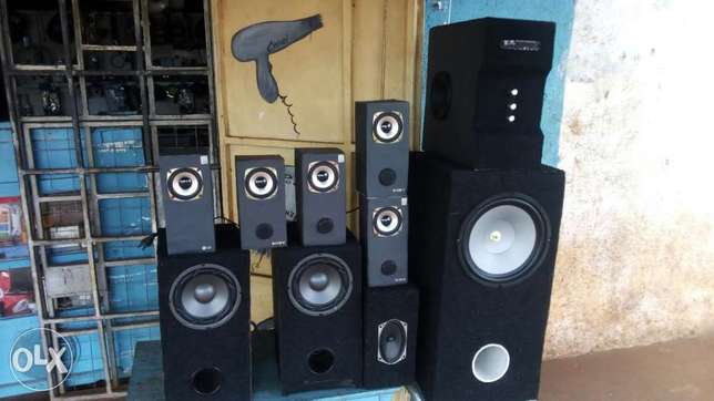 Music speaker systems Kabete - image 2