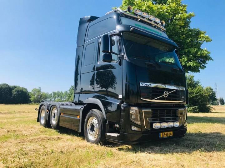 "Volvo FH16-540 6X2 GLOBETROTTER XL ""BLACK BEAUTY"" NIEUW NIEUW - 2012"