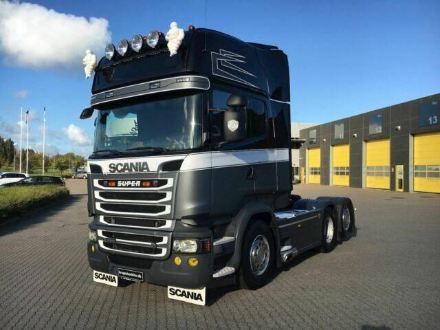Scania R580 6X2 - 2014