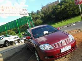 2006 model Toyota Corolla 180i GLS for sale