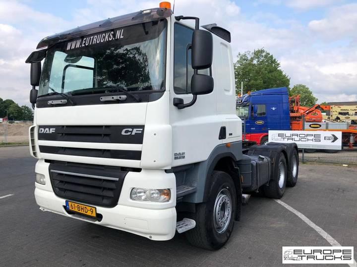 DAF CF85.510 Retarder - NL truck - Hydraulics - Bed - 2009