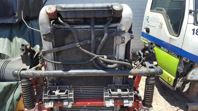 Daf xf105 460 hp engine Africa - image 3