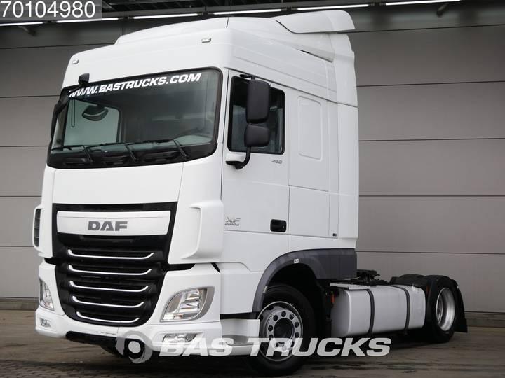 DAF XF 460 4X2 Mega Standklima ACC Euro 6 - 2014