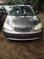 just in very clean Toyota Corolla 06 with full option