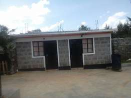 Mega Three bedroom complete house at 6m negotiable