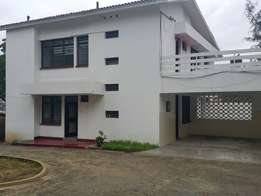 Own compound 4 bed Nyali sea view