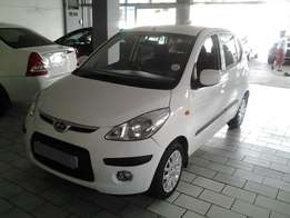 2011 Hyundai i10 1.2 Auto for sell R85000