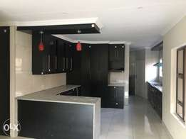 3 bedroom and double garages