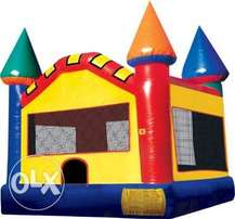 Brand New Bouncing Castle with Blower