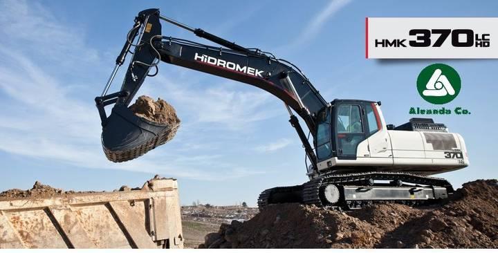 Hidromek HMK 370 LC HD (0676906868, Дмитро) - 2019