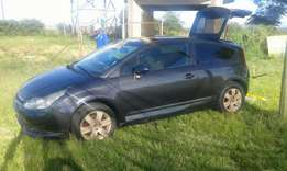 Sale or swap Citroen c4