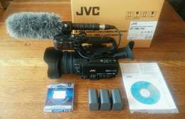 NEW JVC GY-HM170E 4K Professional Camcorder