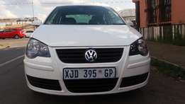 Here 2008 VW POLO CLASSIC 1.6 COMFORTLINE in Good Condition