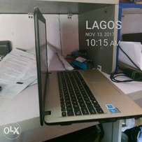 Neatly used Asus laptop