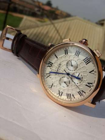 Automatic Cartier date and day watch Ibadan South West - image 1