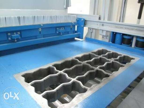 High quality vibration compression moulds الرياض -  4