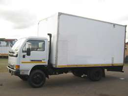 Trucks for hire at reasonable rates