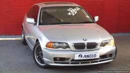2003 BMW 3 Series 325ci Coupe A/t (e46)