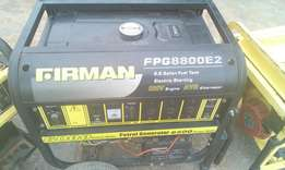 Buy your generator few month used.guaranteed Only buyer call