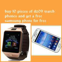 Watch phone promotion