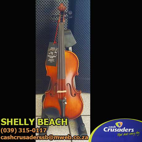 Plywood Top Violin Shelly Beach - image 1