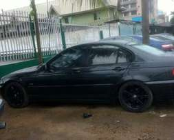 BMW for sale (super clean)