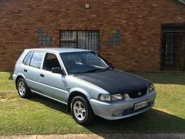 2004 Toyota Tazz 130 - One Owner Car