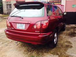 2000 Model lexus 300 for sale in Phc