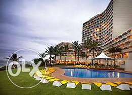 Umhlanga Sands 2-6 May