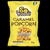 So Yummy Caramel Popcorn