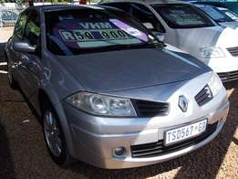 Renault Megane 2, 1.6 Shake iT 5dr, in Excellent Condition!!