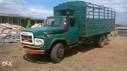 Clean working lorry D310 Toyota.
