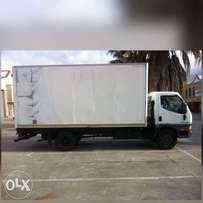 Cheap removal truck hire