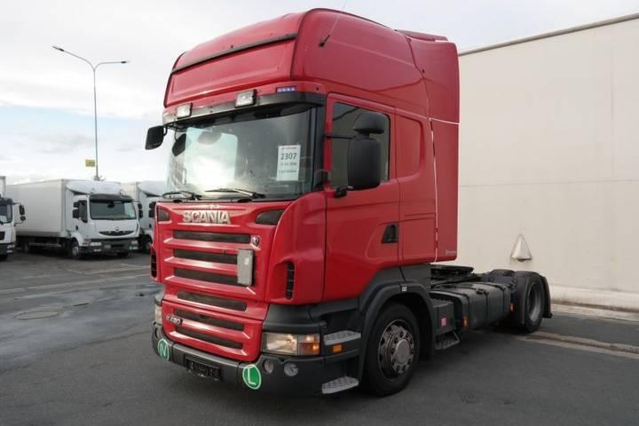 Scania R420 LA 4x2 EURO 4 RETARDÉR - 2008