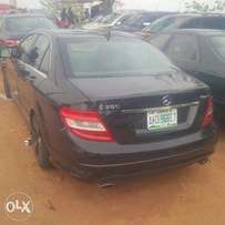 Nigerian-Used Mercedes-Benz C300, 4MATIC, 2008, Very Okay.