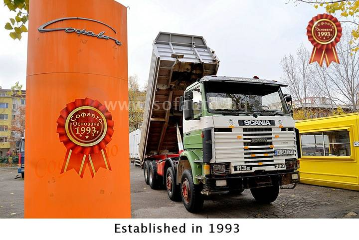 Scania R 113 HK - 1994